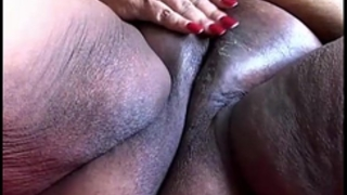 Ssbbw thinks of u fucking her moist slit