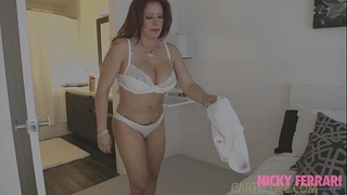 Sara jay bombshell latin chick mamma nicky ferrari and charly in la mexicana part three