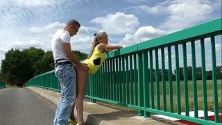 Xhamster.com 4750049 flashing on a bridge and fucking in cornfield 720p