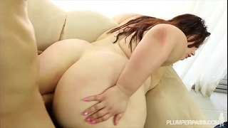 Ssbbw victoria secret has her massive a-hole screwed by large wang