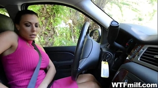 Hot stepmom 3some with rachel starr & dillion carter