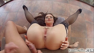 Asstraffic czech wendy moon does a-hole to face hole and cum gulp