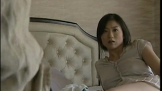 Busty japanese gal receives tied and fucked hard