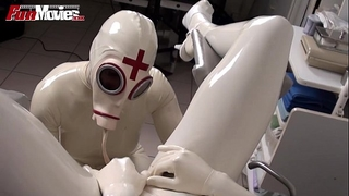 Fun episodes german dilettante latex fetish hospital lesbian babes