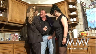 Mmv films 2 older wifes sharing a schlong