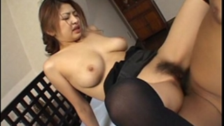 Busty japanese hottie craves it hard