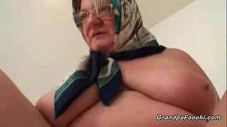 Fat older blond loves hardcore sex
