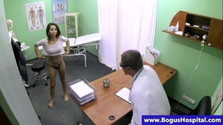 Faux doctor cunt ravaging patient