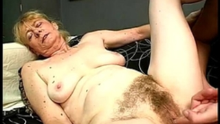 Real old granny vagina screwed