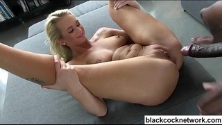 Emily austin cums hard on mandingo