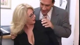 Milf drilled hard in the office