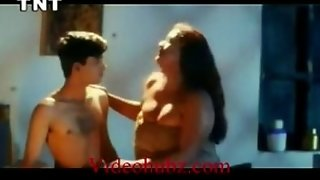 Shakeela mallu seducing youthful guy