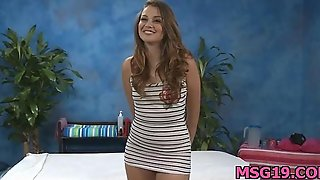This hot 18 year old hawt BBC doxy acquires drilled hard...