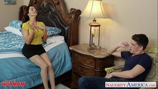 Hot mom francesca le ride anally a overweight wang