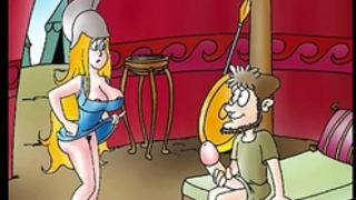 The iliad two adult toon