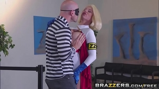 Brazzers - brazzers exxtra - force rack a xxx parody scene starring peta jensen and johnny sins
