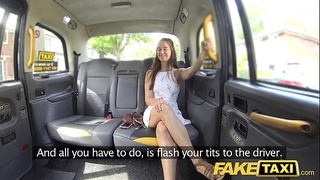 Fake taxi lascivious supple american babe