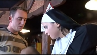 My 1st time with a real nun!!!