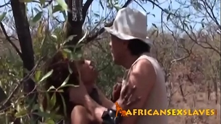 Bonded african playgirl engulfing and riding white 10-Pounder angen-gefick-vol1-1-edit-ass-1