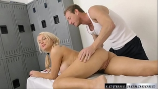 Kenzie implores for a load of her stepbrothers cum